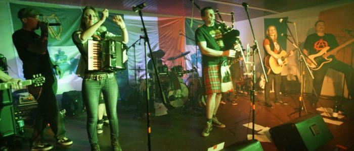 Fotos von der 7. Irish-Celtic-Folk-Rock-Night – November 2016